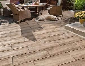 Terrassenplatten Holzoptik Beton : kann terrassenplatten logplank strukturiert in hellbraun und mooreiche ebay ~ A.2002-acura-tl-radio.info Haus und Dekorationen