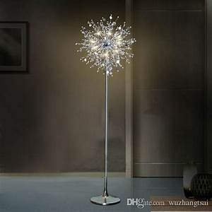 american european classic decorative flower tree floor With forest led floor lamp