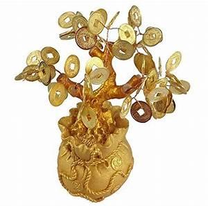 Geldbaum Feng Shui : gmmh feng shui gl cksbaum 17 cm geldbaum bonsai pfennigbaum handarbeit stein gold dein shop ~ Bigdaddyawards.com Haus und Dekorationen
