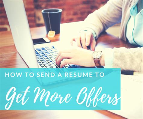 How To Get A Resume by How To Send A Resume To Get More Offers Ng Career