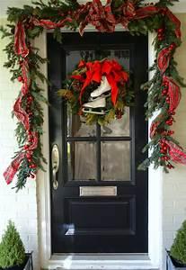 37, Beautiful, Christmas, Front, Door, Decor, Ideas