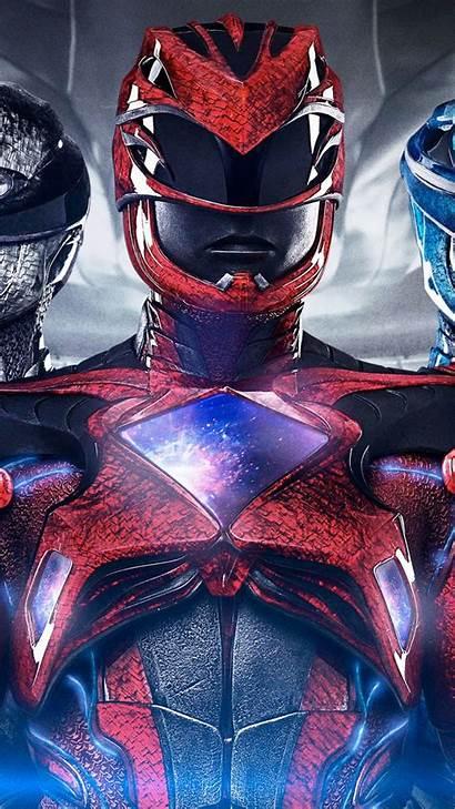 Rangers Power Ranger Iphone 4k Poster Wallpapers