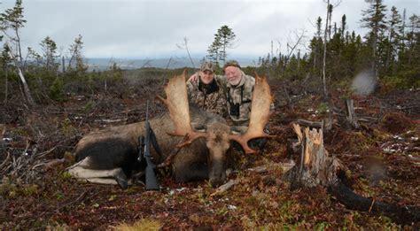 Outdoor Adventures Worldwide Newfoundland Moose