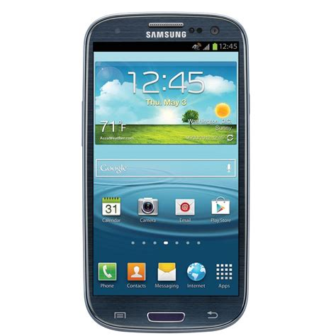 samsung galaxy s iii at t review rating pcmag