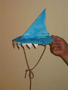 1000 images about sea creatures costumes on pinterest With shark hat craft template