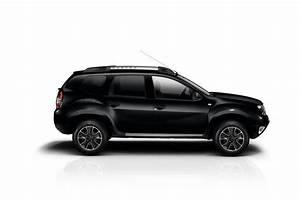 Dacia Duster Noir : dacia duster black touch nouveau look pour une nouvelle gamme renault cote d 39 azur le ~ Gottalentnigeria.com Avis de Voitures