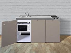 stengel minikuche pantrykuche single kuche 150cm beige With pantryküche