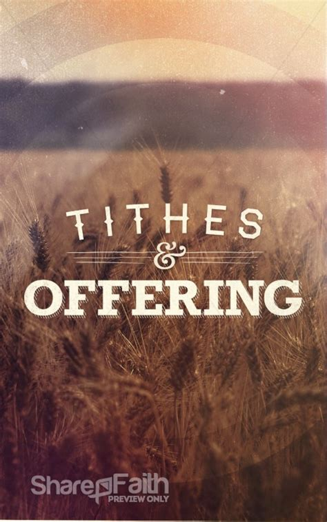tithes  offering church bulletins sermon bulletin covers