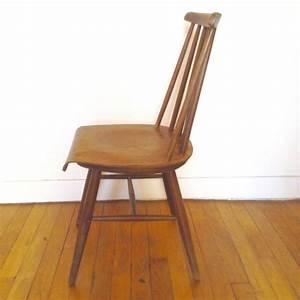 Chaise Bois Vintage : chaises scandinaves designer tapiovaara fanette en bois ann es 1950 ~ Teatrodelosmanantiales.com Idées de Décoration