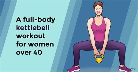 kettlebell workout body 40 health pearson healthy