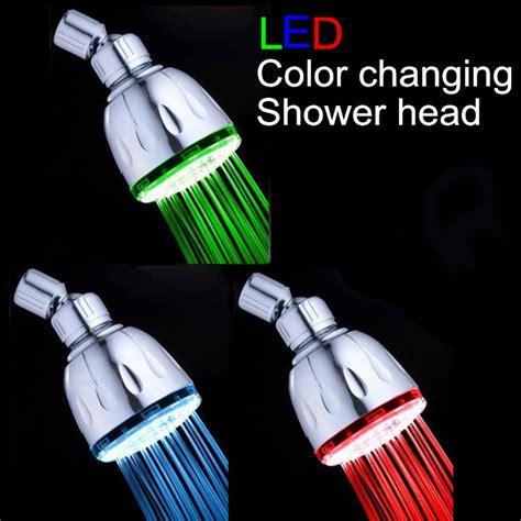 light up shower light up shower heads promotion shop for promotional light