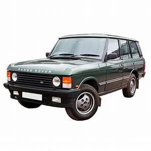 Range Rover  1986  Repair Manual