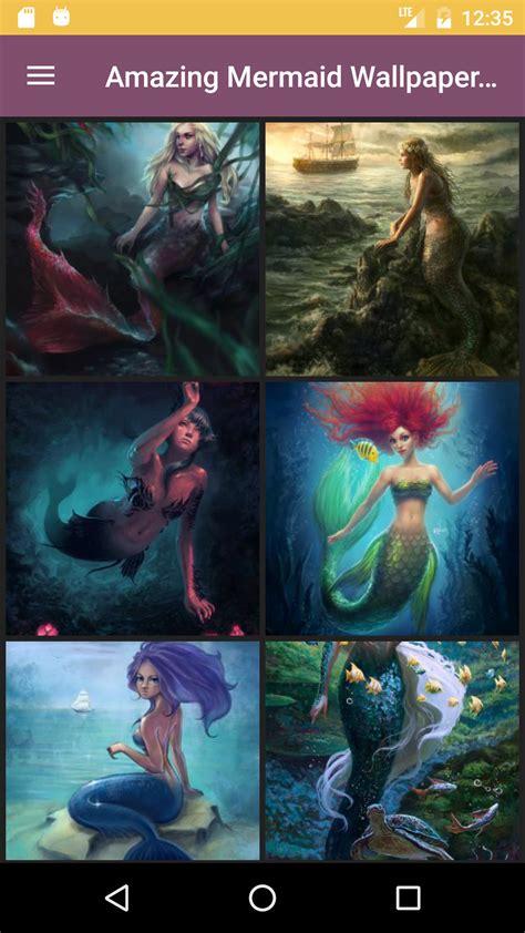 amazoncom amazing mermaid wallpaper hd appstore  android