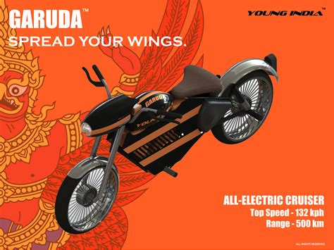 All-electric, All Indian Super Cruiser