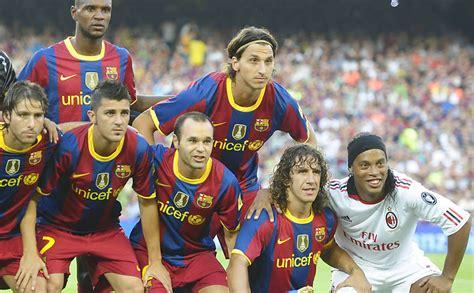 Милан - Барселона. 1:0. Андре Силва