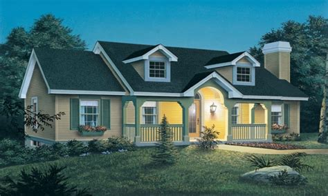Great New England Country Homes Floor Plans  New Home