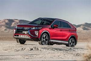 2018 Mitsubishi Eclipse Cross debuts with a 1.5 turbo ...