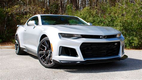 Righthanddrive Chevy Camaro Zl1 Conversion Lets Aussies
