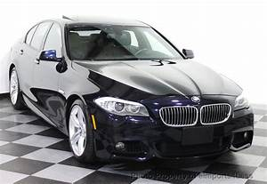 2013 Used Bmw 5 Series Certified 535i M Sport 6 Speed