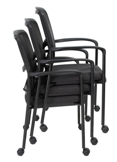 regency kiera 5175c side chair w casters