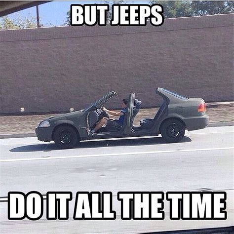 Funny Jeep Memes - 60 best jeep memes images on pinterest jeeps jeep humor and jeep meme