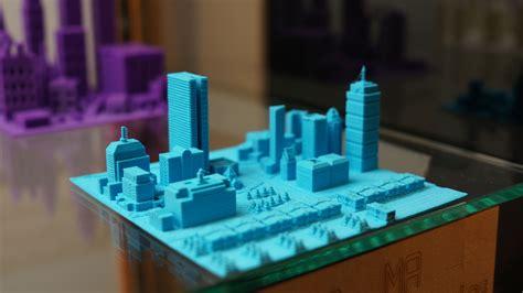 MicroCity Project free 3D Model 3D printable .stl ...