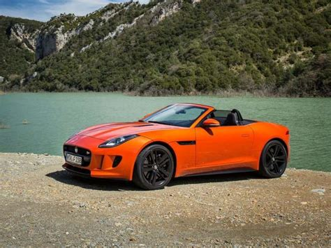 2014 Jaguar F-type V8s Convertible Road Test And Review