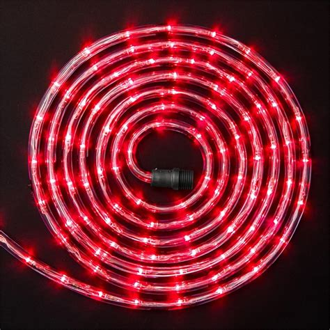 arlec 10m red led connectable ropelight bunnings warehouse