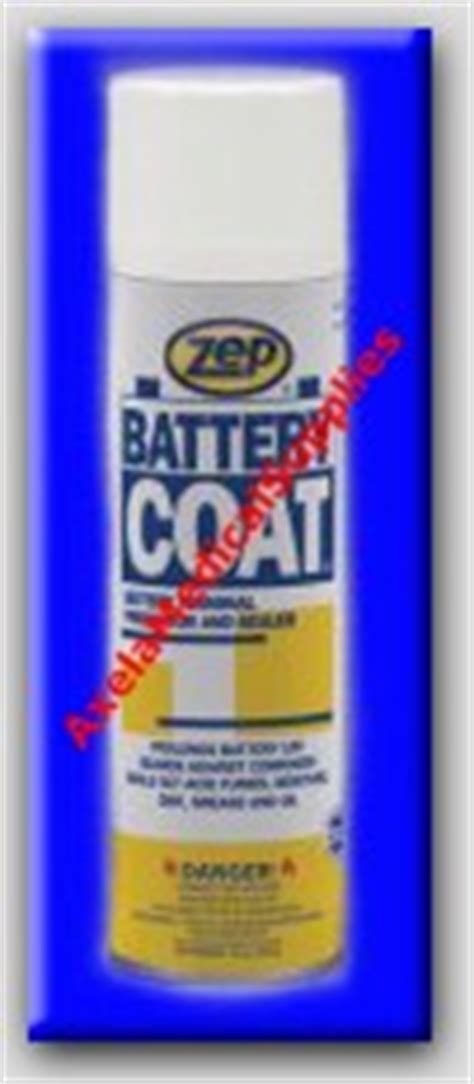 zep battery coat terminal sealer and protector case of 12