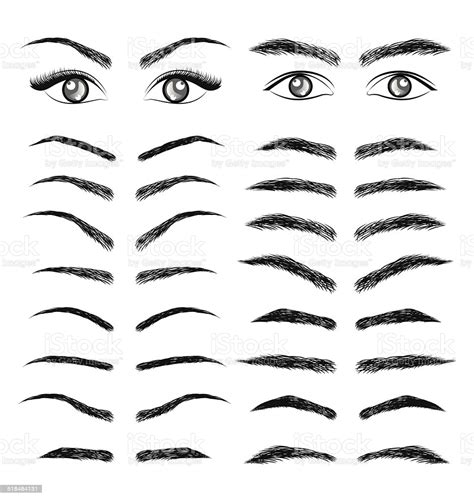 Pngtree offers eyebrow logo vector png and vector images, as well as transparant background eyebrow logo vector clipart images and psd files. 아이즈 눈썹 여자대표 및 Man 벡터 일러스트 518484131   iStock