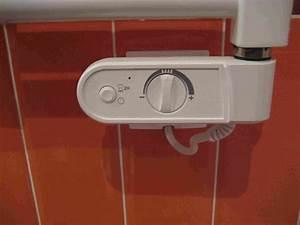Thermostat Pour Seche Serviette Electrique : seche serviette electrique notice ~ Premium-room.com Idées de Décoration