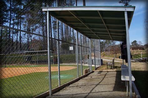 baseball dugout shade covers  baseball dugouts bullpens