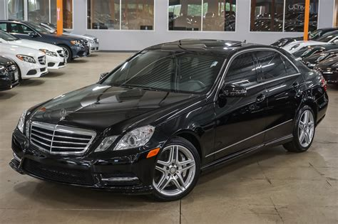 This video is the result. Pre-Owned 2013 Mercedes-Benz E-Class E550 Sport Sedan in Warrenville #U2018   Ultimo Motors
