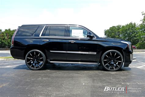 jeep wheels and tires packages cadillac escalade with 24in lexani css15 wheels