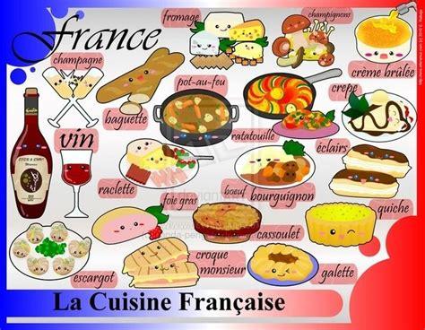 cuisine francais les spécialités françaises food markets cafes