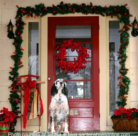 outdoor christmas decorating ideas   amazing porch