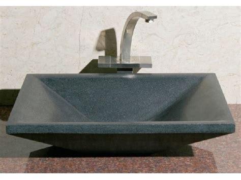 Allstone Rectangular Stone Sink
