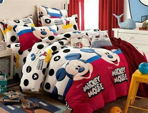 Sprei Katun Mickey jual sprei katun jepang motif mickey mouse uk 160 x 200 x