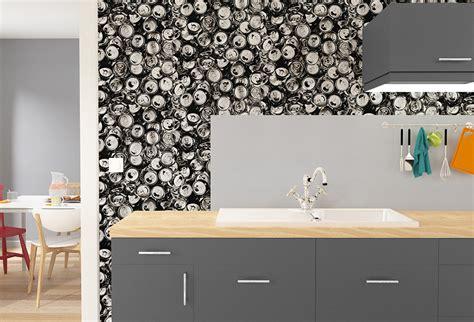 papier peint 4 murs cuisine choisir revêtement mural pour la cuisine nos