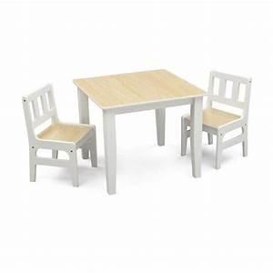 Petite Chaise En Plastique : table et chaise b b 18 mois pi ti li ~ Teatrodelosmanantiales.com Idées de Décoration