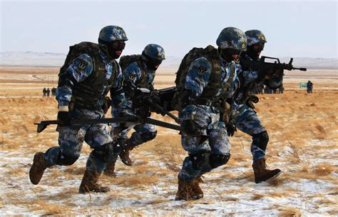 frozen in navy marines in freeze 2 chinadaily cn