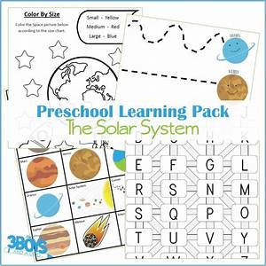 Solar System Learning Kit - 3 Boys and a Dog, Shop