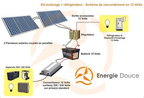 kit panneaux solaires pour chalet kit solaire complet maxi 233 clairage leds 12 volts 200 watts r 233 frig 233 rateur