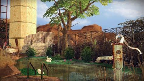 post apocalyptic life  frau engel sims  updates