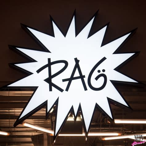 NEONline Werbedesign GmbH   Logos   Rag
