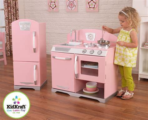 cuisine avec frigo smeg gallery of amazoncom kidkraft retro kitchen and in pink