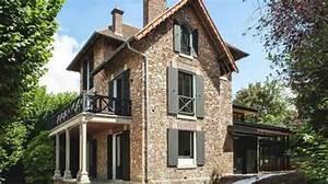 Extension Maison Ancienne : extension moderne sur une maison ancienne dans les hauts ~ Louise-bijoux.com Idées de Décoration