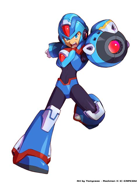 Megaman X Revamp On