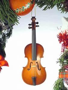 MUSIC GIFTS MISC Cello Christmas Ornament