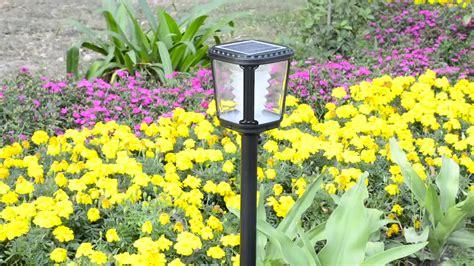 Solar Mosquito Pillar Lamp Garten Beleuchtung Solar Zaun